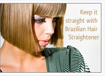Brazilian Hair Straightener